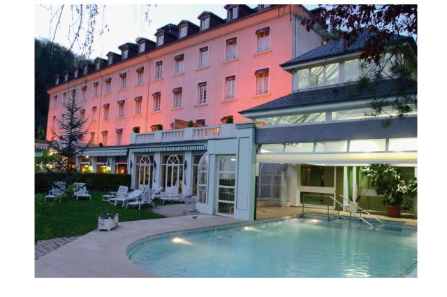2emes journees smai mairci for Hotels uriage